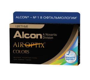 AIR OPTIX COLORS 0,00 (2 линзы)