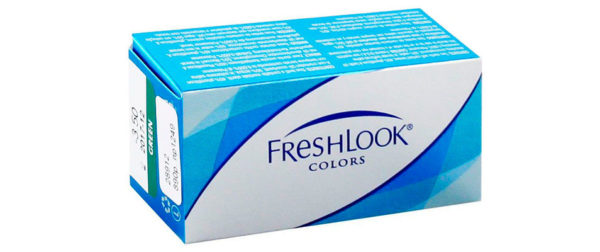 FreshLook Colors (2 линзы)
