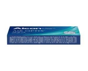AIR OPTIX AQUA (3 линзы)