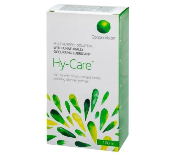 Раствор для мягких контактных линз Hy-care 100 ml