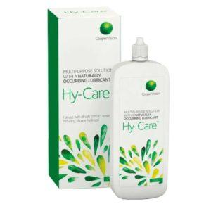 Раствор для мягких контактных линз Hy-care 250 ml