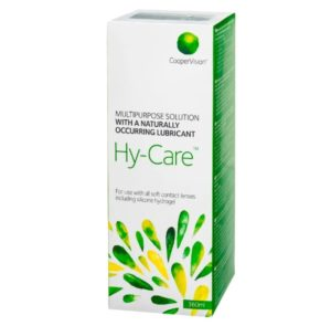 Раствор для мягких контактных линз Hy-care 360 ml