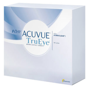 1 DAY ACUVUE TruEye (180 линз)