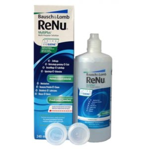Раствор ReNu MultiPlus 240мл