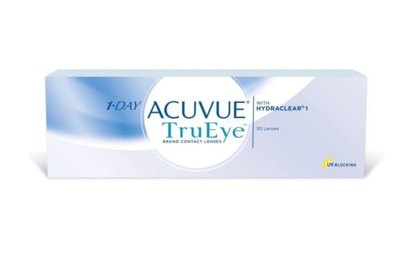 1 DAY ACUVUE TruEye (30 линз)